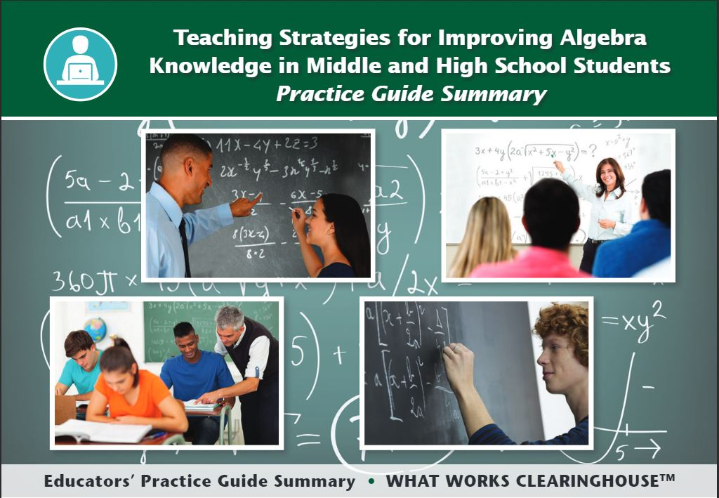Ncee Blog Practice Guides How To Use What Works In The Classroom