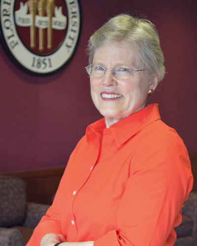 Photograph of Barbara Foorman, PhD