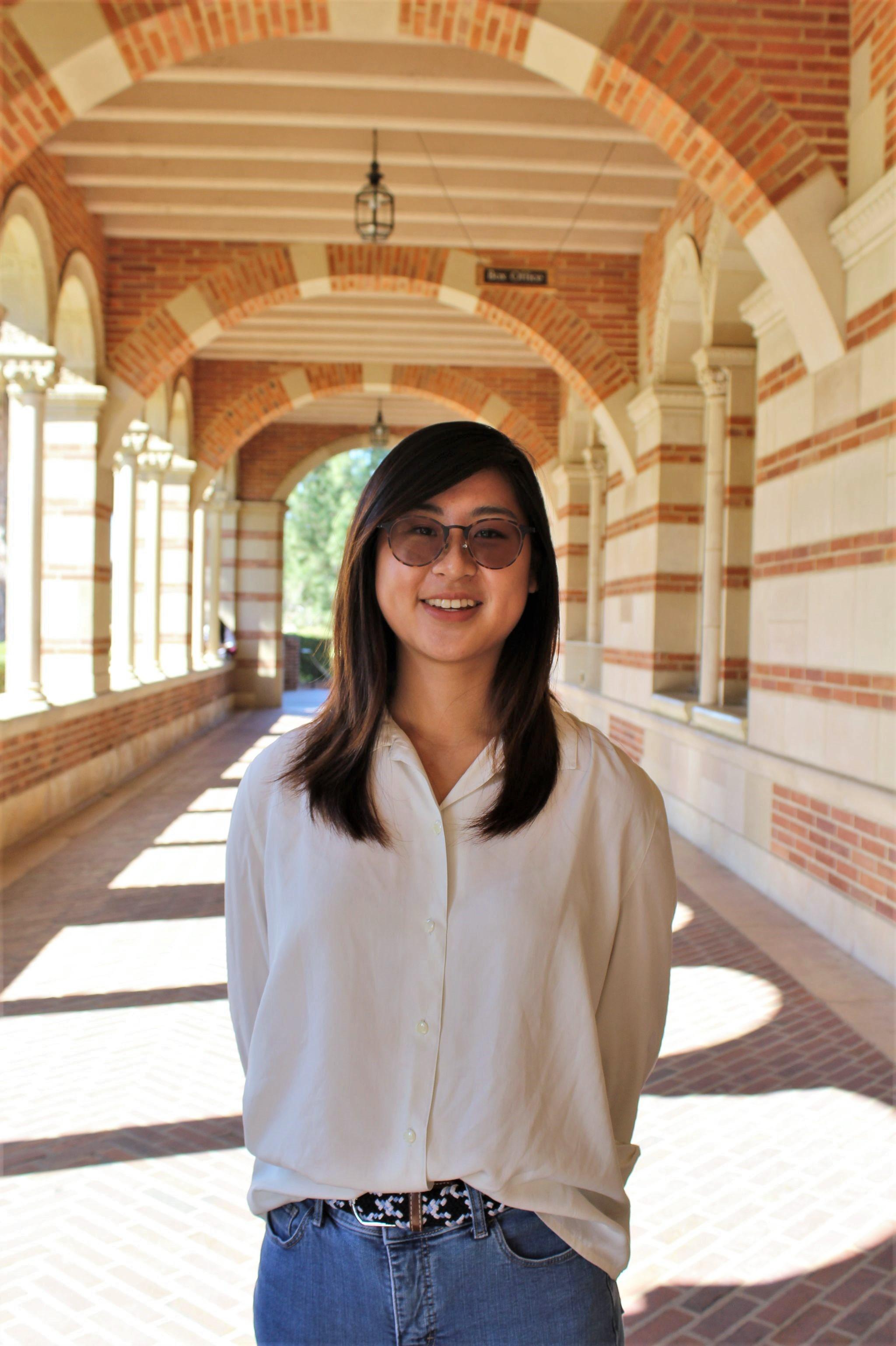 Photo of Yuri Lin