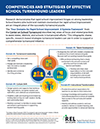 Competencies and Strategies of Effective School Turnaround Leaders