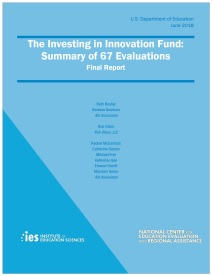 Evaluation of Investing in Innovation: Report