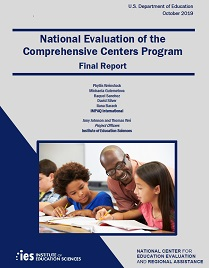 Evaluation of the Comprehensive Technical Assistance Centers for Fiscal Year 2012 Grantees: Report