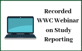 Best Practices in Study Reporting: The What Works Clearinghouse Guide for Authors