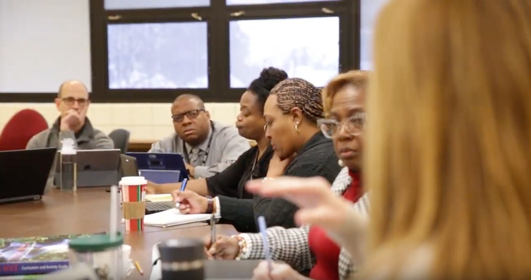 Video: Using the WWC: How One School District Uses Education Research for Improvement