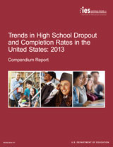Trends in High School Dropout and Completion Rates cover